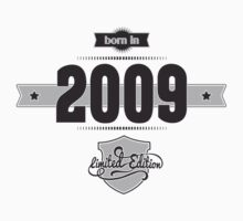 Born in 2009 Kids Clothes