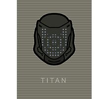 Destiny Titan Photographic Print