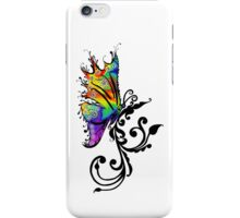 Butterfly Swirl iPhone Case/Skin