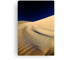 Lancelin Sand Dune - Western Australia  Canvas Print