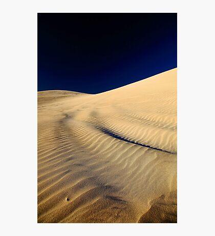 Lancelin Sand Dune - Western Australia  Photographic Print