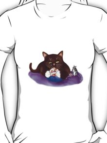 Strawberry Ice Cream for Mouse and Kitten T-Shirt