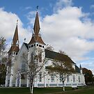 St. John the Baptist Church, Prince Edward Island, Canada, 1361 views! by Linda Jackson