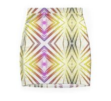 Palm Fronds 4 Mini Skirt