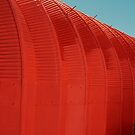 Linear Functions - Metal Building Red Version by Buckwhite