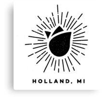 Holland Michigan Tulip Canvas Print