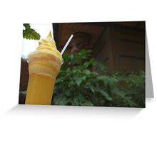 Dole whip #1 Greeting Card