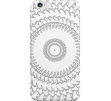 In the circle iPhone Case/Skin