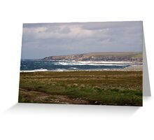 Lewis: Atlantic Coast Greeting Card