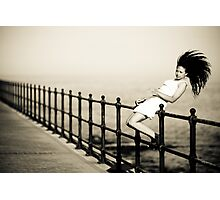 Hair Styling Photographic Print