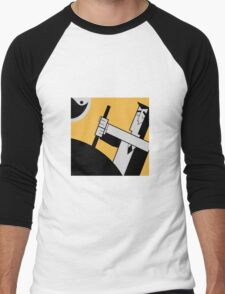 Professor Utonium Men's Baseball ¾ T-Shirt