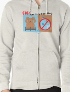 Factory Farming-Bantha Milk T-Shirt