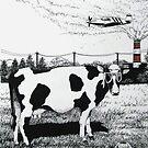 Cows have Dreams too........ by loralea