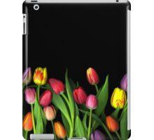 Colorful Tulips iPad Case/Skin
