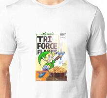 Tri-force Flakes Unisex T-Shirt