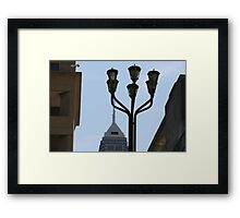Light Up Framed Print