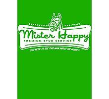 Mister Happy Premium Stud Service Photographic Print