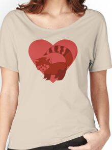 Love Red Pandas Women's Relaxed Fit T-Shirt