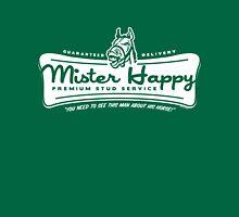 Mister Happy Premium Stud Service Unisex T-Shirt
