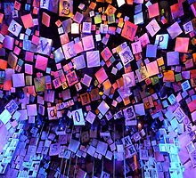 Matilda The Musical stage by ItsMeGabriela