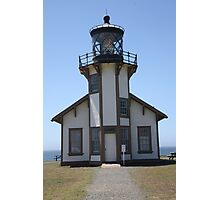 Lighthouse Cabrillo Photographic Print