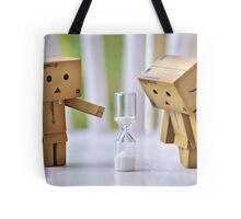 running out of time... Tote Bag