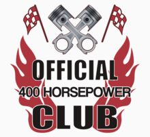 Official 400 HP Club by Tr0y