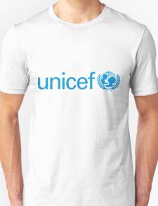 Unicef Logo T-Shirt