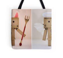 Angels & Demons Tote Bag