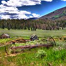 A Beautiful Morning @ 10,300 Ft. Above Sea Level by Jack DiMaio