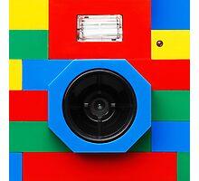 Lego Camera Photographic Print