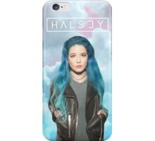 Halsey Cotton Candy Clouds iPhone Case/Skin