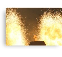 Fantasmic #3 Canvas Print