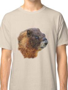 Marmot Portrait Classic T-Shirt