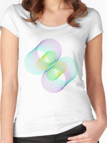 Spiro Women's Fitted Scoop T-Shirt