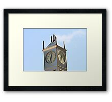 25 to One Framed Print
