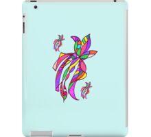 Squid squirt iPad Case/Skin