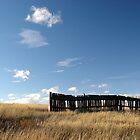 Fenced Horizon by snoshuu