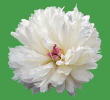 White Blossoms Kids Tee