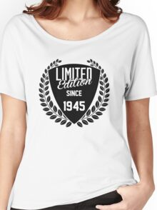 LIMITED EDITION SINCE 1945 Women's Relaxed Fit T-Shirt