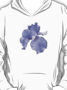 Purple Iris Illustration T-Shirt