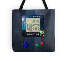 Space And Time traveller Gameboy special edition Tote Bag