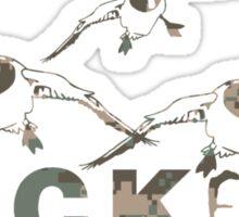 DUCK FREAK Sticker