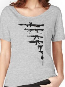 wEAPONs Women's Relaxed Fit T-Shirt