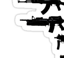 wEAPONs Sticker