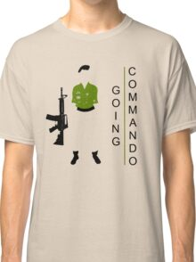 GOing COMmando Classic T-Shirt