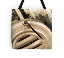 Dragon on the Mic Tote Bag