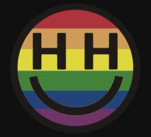 Happy Hippie Foundation Logo [Rainbow] by ZVCHWILLIAMS