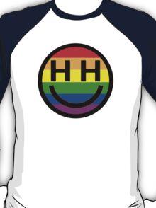 Happy Hippie Foundation Logo [Rainbow] T-Shirt