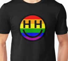 Happy Hippie Foundation Logo [Rainbow] Unisex T-Shirt